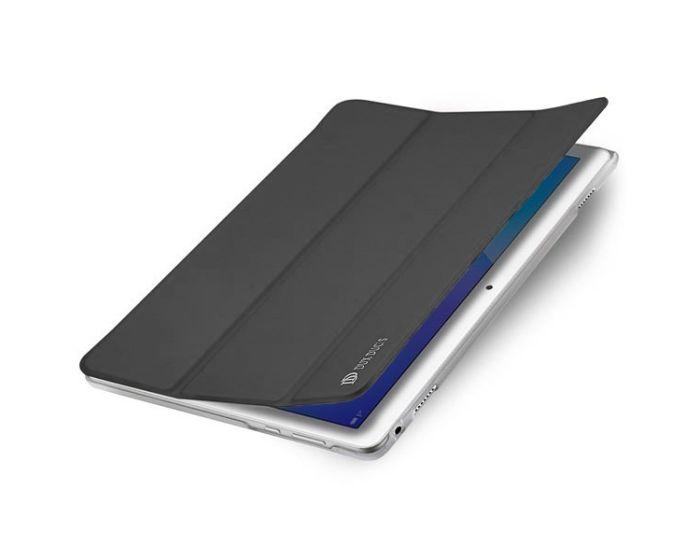 DUX DUCIS SkinPro Smart Book Case Θήκη με Δυνατότητα Stand - Γκρι (Samsung Galaxy Tab A 2017 8.0)
