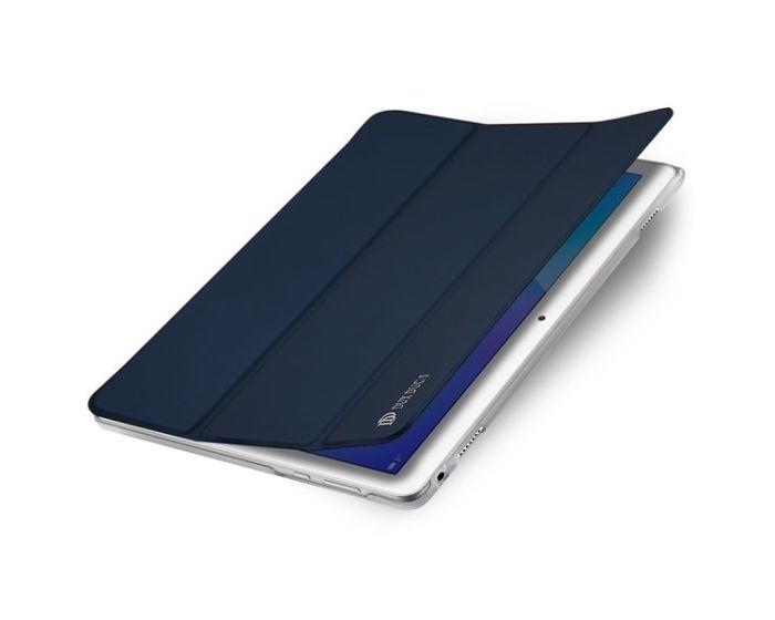 DUX DUCIS SkinPro Smart Book Case Θήκη με Δυνατότητα Stand - Navy Blue (Samsung Galaxy Tab A 2017 8.0)