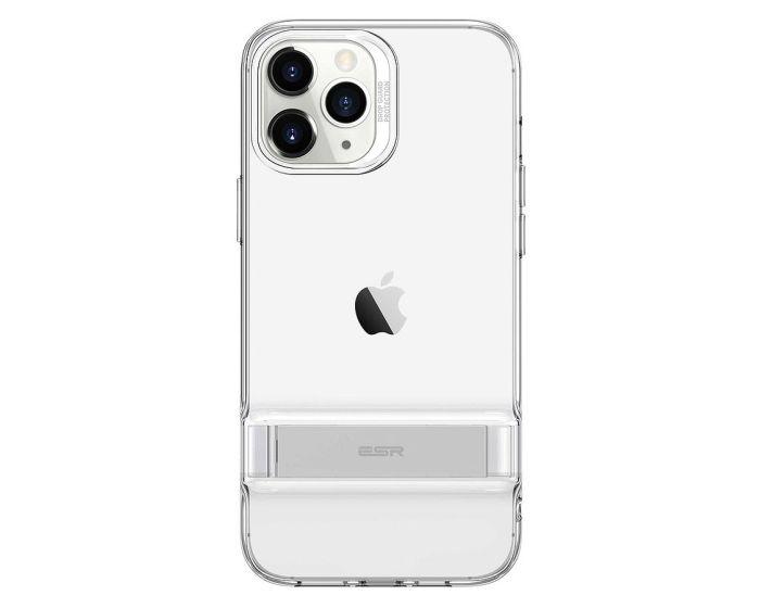 ESR Air Shield Boost TPU Case Θήκη Σιλικόνης με Kickstand Clear (iPhone 12 / 12 Pro)