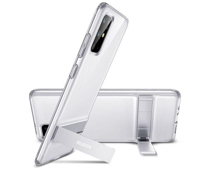 ESR Air Shield Boost TPU Case Θήκη Σιλικόνης με Kickstand Clear (Samsung Galaxy S20 Plus)
