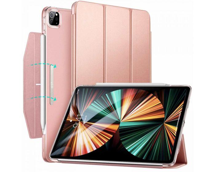 ESR Ascend Trifold Case με δυνατότητα Stand - Rose Gold (iPad Pro 11'' 2020 / 2021)