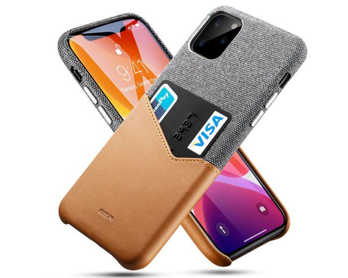 ESR Premium Metro Case Brown / Grey (iPhone 11 Pro Max)