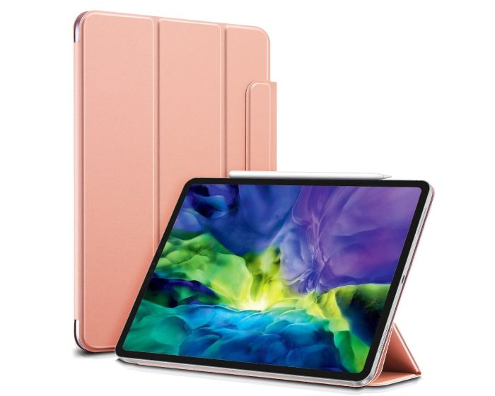 ESR Rebound Magnetic Smart Cover Stand Case - Rose Gold (iPad Pro 11 2018 / 2020)