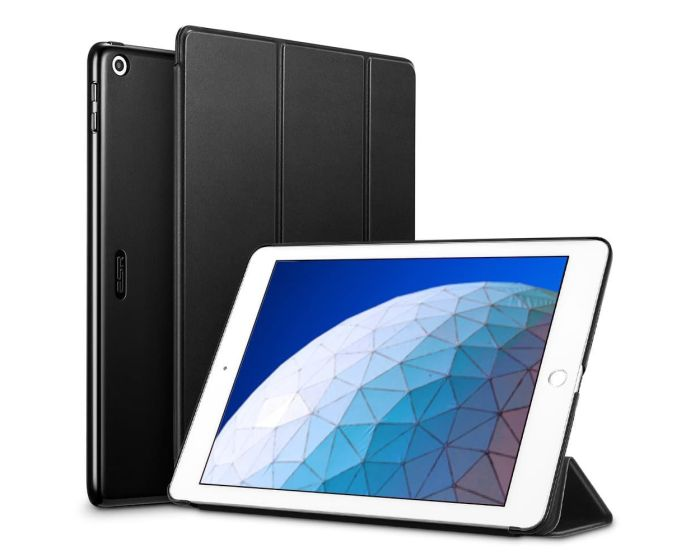 ESR Yippee Smart Cover Stand Case - Black (iPad Air 3 2019)