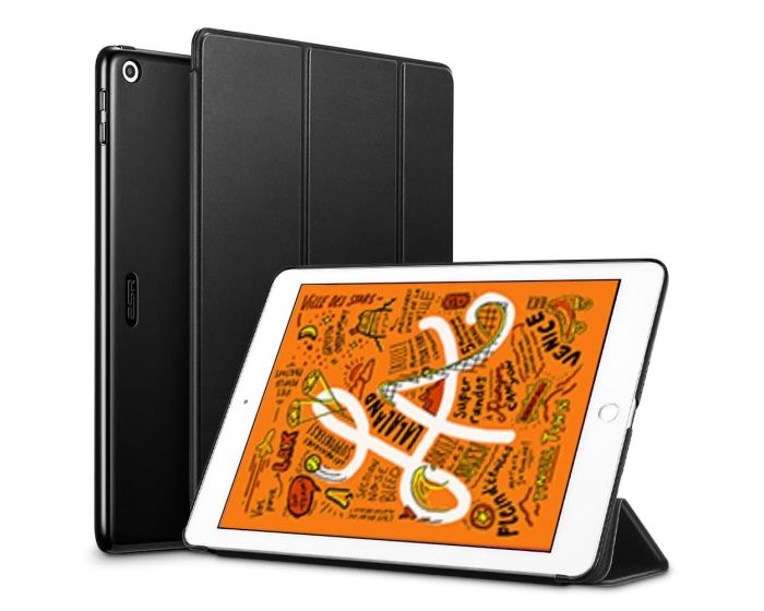 ESR Yippee Smart Cover Stand Case - Black (iPad mini 5 2019)