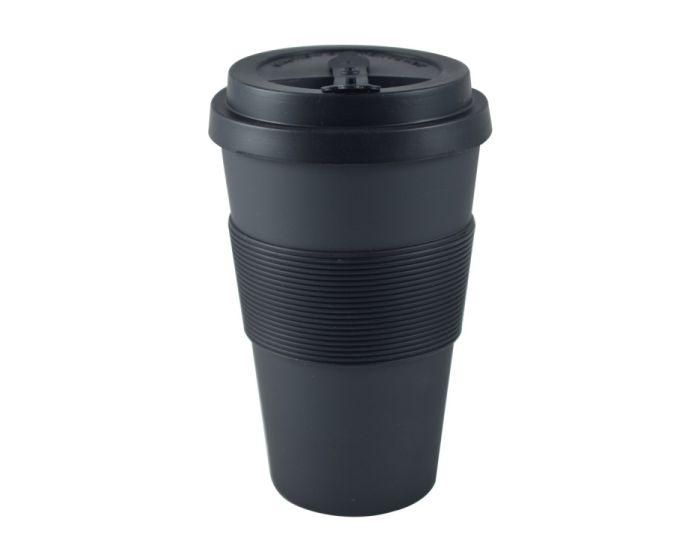 Estia Bamboo Cup 435ml (01-8215) Οικολογική Κούπα - Total Black