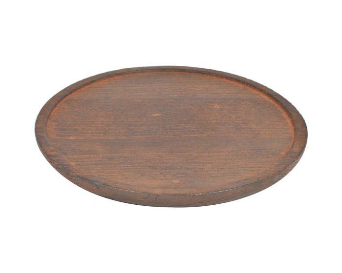 Estia Ξύλινη Βάση Σουπλά Για Μαγειρικά Σκεύη 25cm