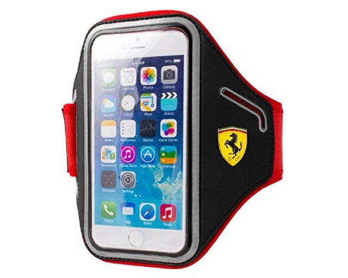"Scuderia Ferrari Neoprene Armband up to 5.2"" (FESCABP6BK)"