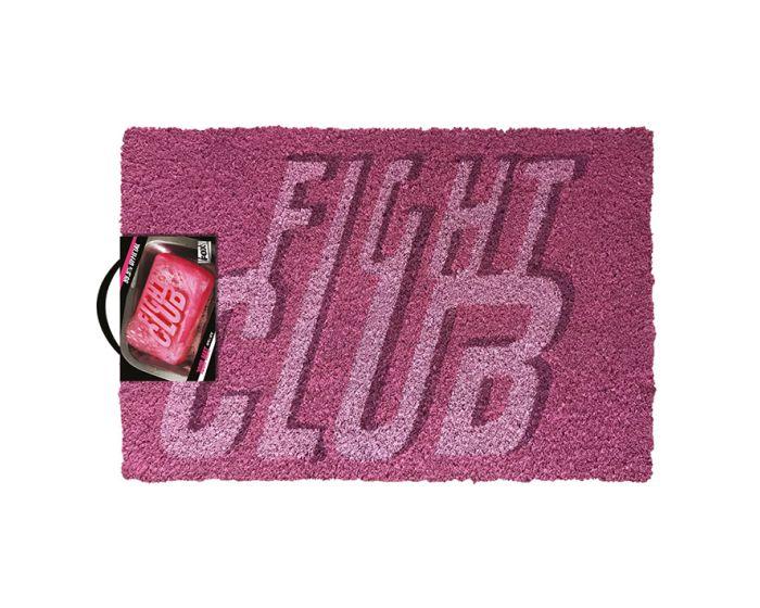 Fight Club (Soap) Door Mat - Πατάκι Εισόδου 40x60cm