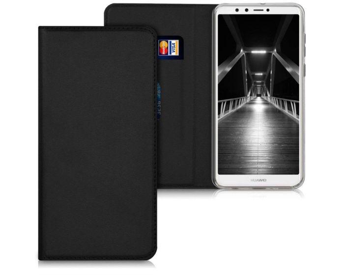 KWmobile Θήκη Flip Case (44723.01) Black (Huawei Y9 2018)