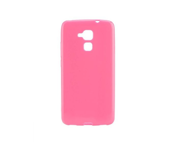 Forcell Jelly Flash Slim Fit Case Θήκη Σιλικόνης Pink (Huawei Honor 5C / Honor 7 Lite)
