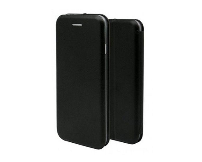 Forcell Elegance Book Case με Δυνατότητα Στήριξης - Black (Xiaomi Redmi Note 5A Prime)