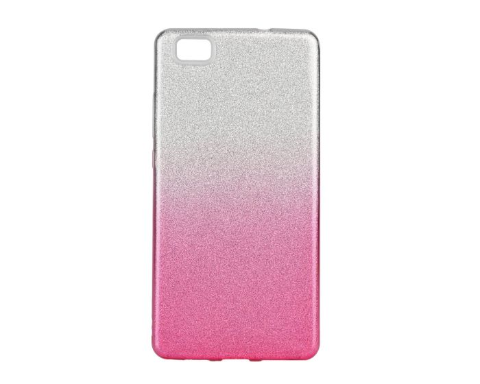 Forcell Glitter Shine Cover Hard Case Rose Gold (Huawei P8 Lite)