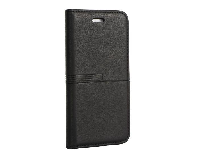Forcell Urban Book Case με Δυνατότητα Stand Θήκη Πορτοφόλι Μαύρο (Samsung Galaxy A8 2018)