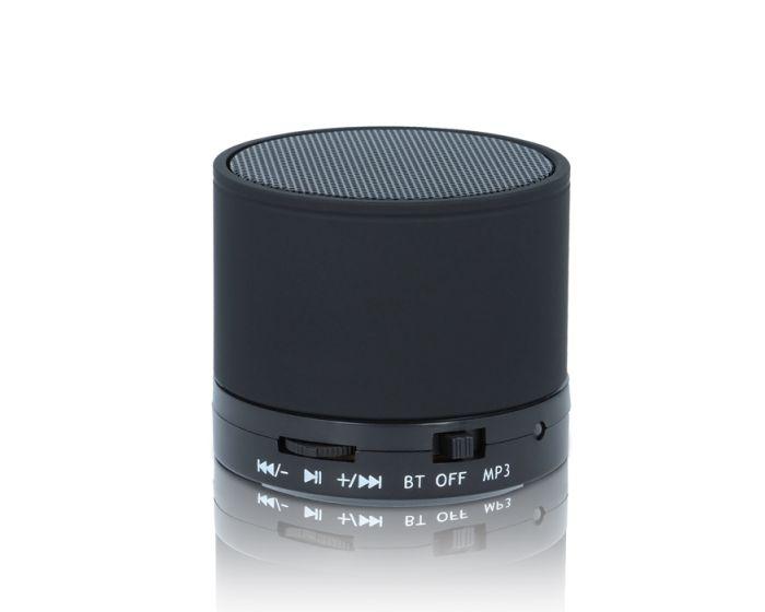 Forever BS-100 Bluetooth Mini Speaker Black Φορητό Ηχείο Bluetooth