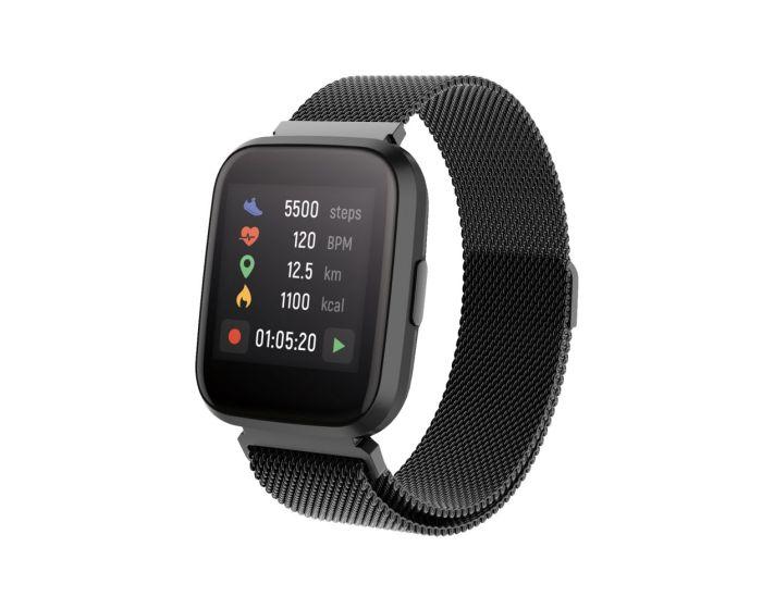 Forever ForeVigo 2 SW-310 Smartwatch - Black