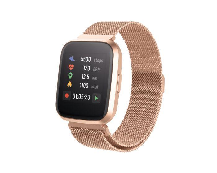 Forever ForeVigo 2 SW-310 Smartwatch - Rose Gold