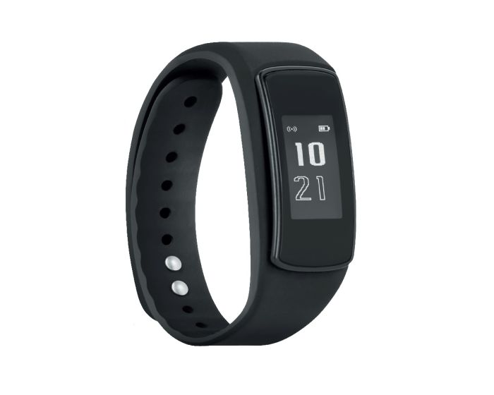 Forever Smart Bracelet SB-400 Heart Rate Activity Tracker - Black