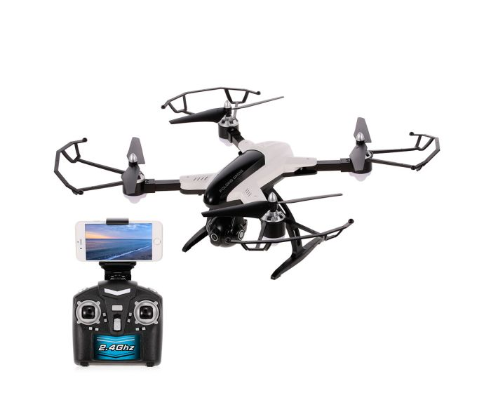 SY X33C-1 FPV Real-Time Folding Drone 2.4GHz RC Quadcopter
