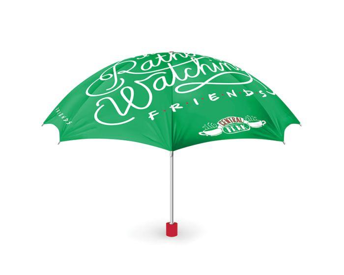 Friends Umbrella Ομπρέλα Σπαστή - Central Perk