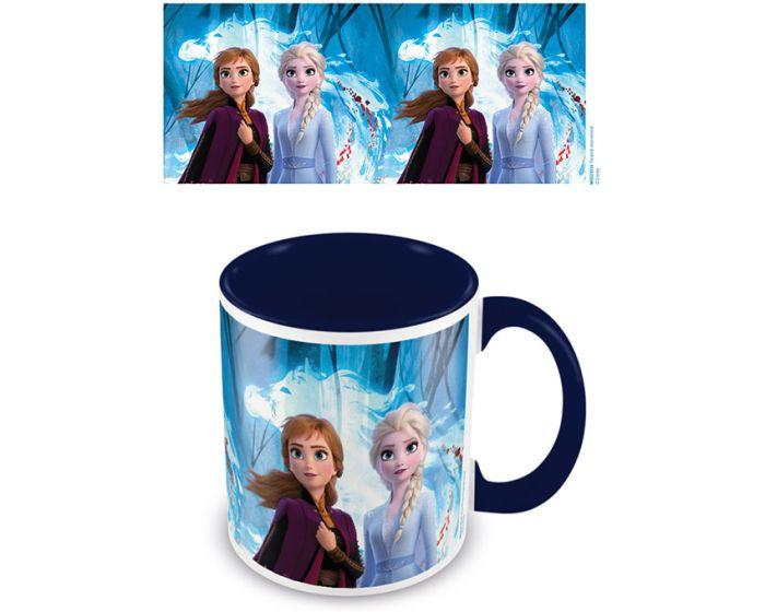 Frozen 2 (Guiding Spirit) Coloured Inner Mug 315ml Κεραμική Κούπα - Blue