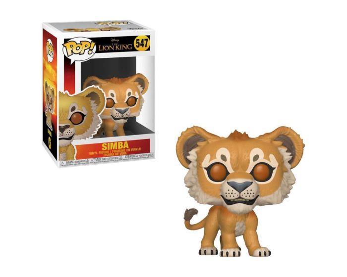 Funko POP! Disney The Lion King - Simba #547