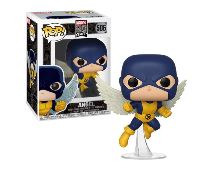 Funko POP! Marvel: 80th - First Appearance - Angel #506