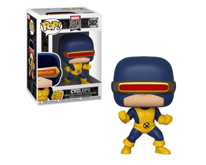 Funko POP! Marvel: 80th - First Appearance - Cyclops #502