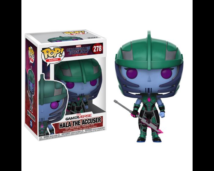Funko POP! Marvel Guardians Of The Galaxy TT Hala The Accuser #278