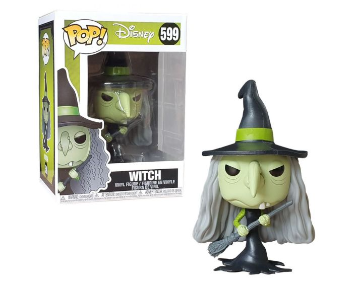 Funko POP! Nightmare Before Christmas - Witch #599