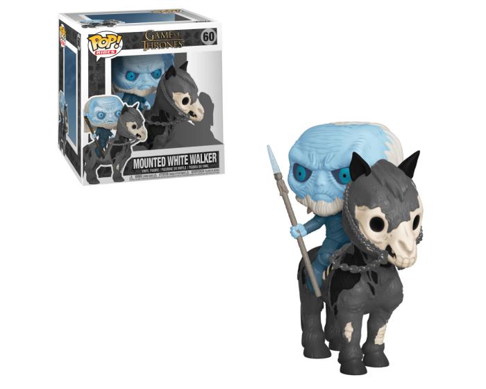 Funko POP! Rides: Game of Thrones - Mounted White Walker - #60 / 37669