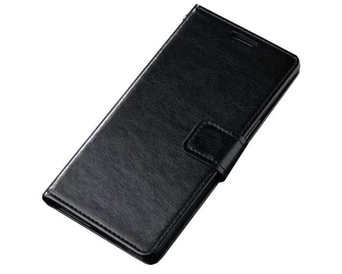 Θήκη Πορτοφόλι Wallet Case Stand Μαύρη (Samsung Galaxy A7)