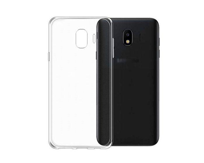 Ultra Slim 0.3mm Silicone Case Θήκη Σιλικόνης Διάφανο (Samsung Galaxy J4 2018)