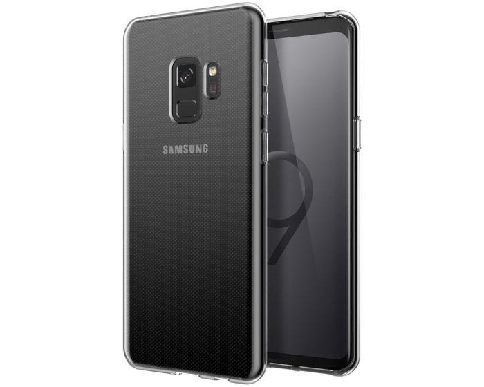 Ultra Slim 0.3mm Silicone Case Θήκη Σιλικόνης Διάφανο (Samsung Galaxy J6 2018)