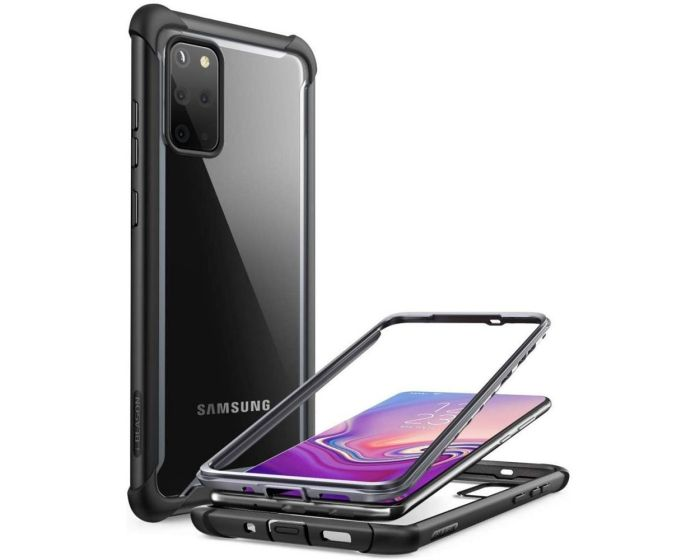 i-Blason Ανθεκτική Θήκη Ares Full Body Case Without Screen Protector Black (Samsung Galaxy S20 Plus)