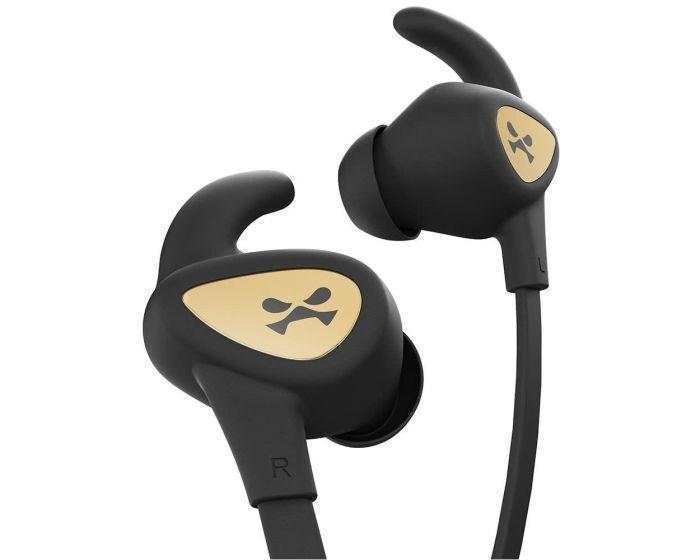 Ghostek Rush Wireless Bluetooth Sports Earbuds Ασύρματα Ακουστικά Black / Gold