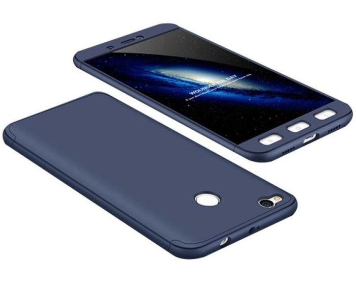 GKK Luxury 360° Full Cover Case Navy Blue (Xiaomi Redmi 4X)