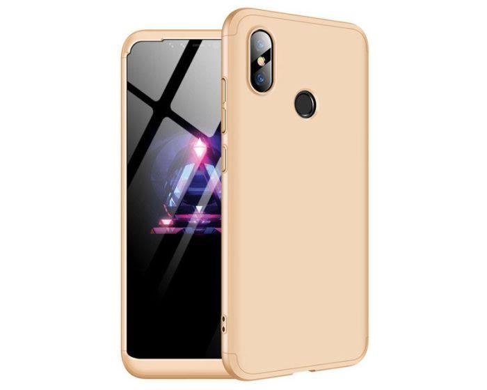 GKK Luxury 360° Full Cover Case Gold (Xiaomi Mi8)