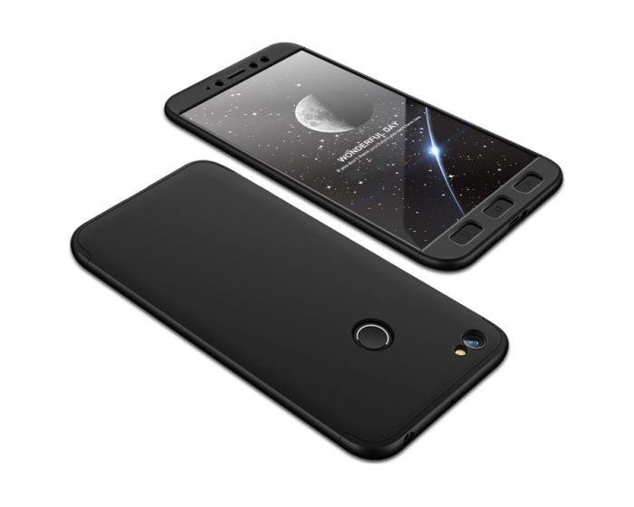 GKK Luxury 360° Full Cover Case Black (Xiaomi Redmi Note 5A)