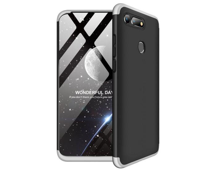 GKK Luxury 360° Full Cover Case Black / Silver (Huawei Honor View 20)