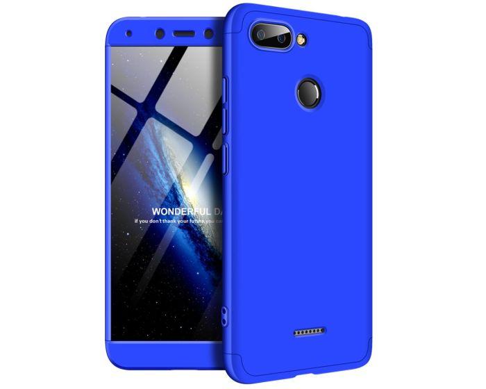 GKK Luxury 360° Full Cover Case Blue (Xiaomi Redmi 6)