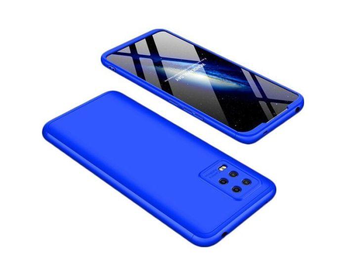GKK Luxury 360° Full Cover Case Blue (Xiaomi Mi 10 Lite)