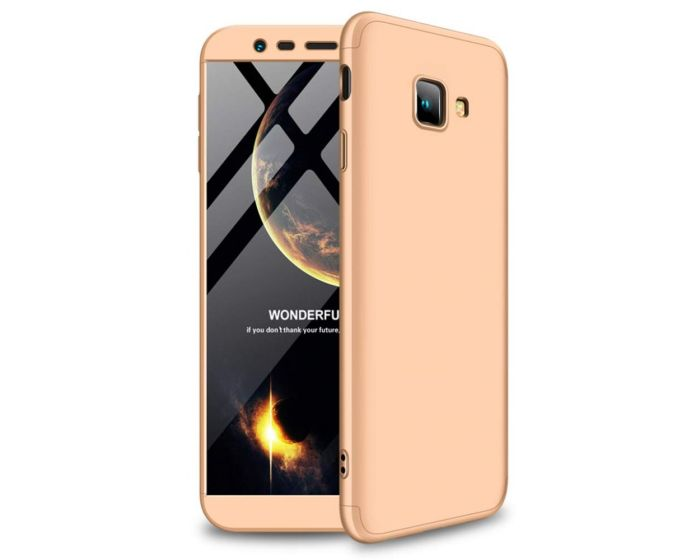 GKK Luxury 360° Full Cover Case Gold (Samsung Galaxy J4 Plus 2018)