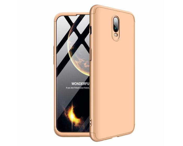 GKK Luxury 360° Full Cover Case Gold (OnePlus 6T)