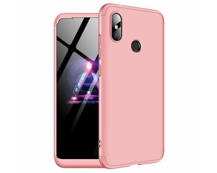 GKK Luxury 360° Full Cover Case Pink (Xiaomi Redmi Note 6 Pro)