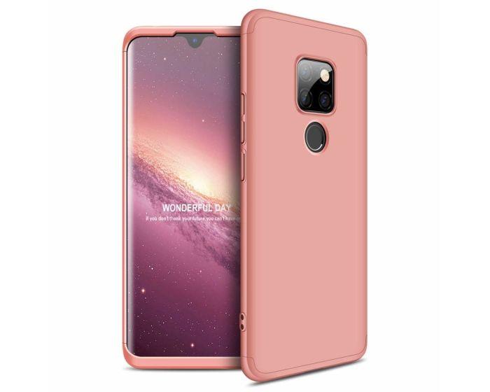 GKK Luxury 360° Full Cover Case Pink (Huawei Mate 20)