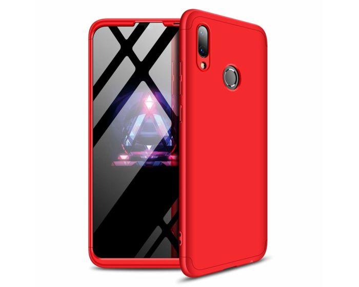 GKK Luxury 360° Full Cover Case Red (Huawei P Smart 2019 / Honor 10 Lite)