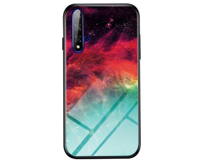 Glass Gradient TPU Case Colorful Star Clouds (Huawei Nova 5T / Honor 20)