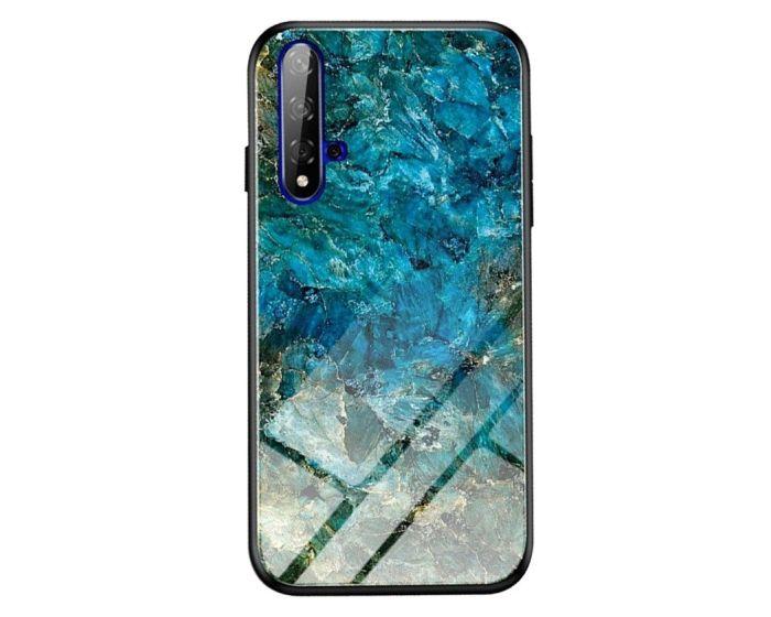 Glass Gradient TPU Case Jade (Huawei Nova 5T / Honor 20)