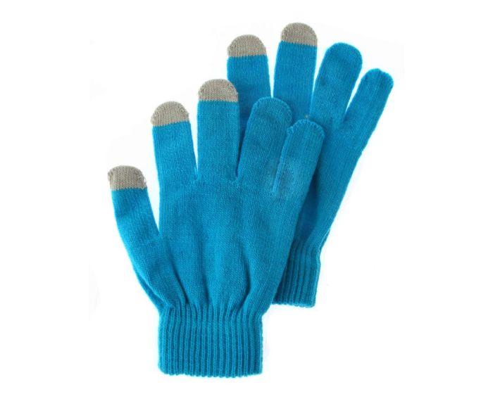 OEM Γάντια Οθόνης Αφής Touch Screen Gloves - Μπλε
